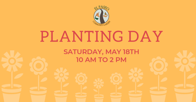 Copy of Planting Day